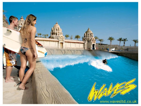 Murphys Waves Ltd | Surf Generators, Surf Parks, and Wave Pools