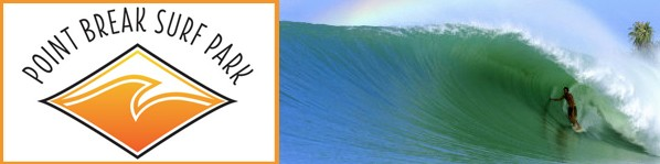 Select Contracts to Design Point Break Surf Park