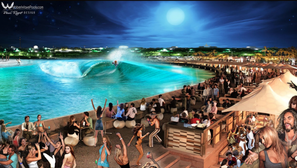 The Future of Surf Park Events and Night Surfing