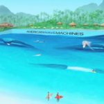 American Wave Machines Conceptual Wave Pool