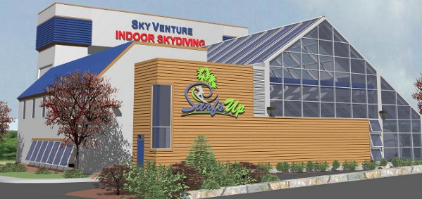 Surfs Up SkyVenture American Wave Machines