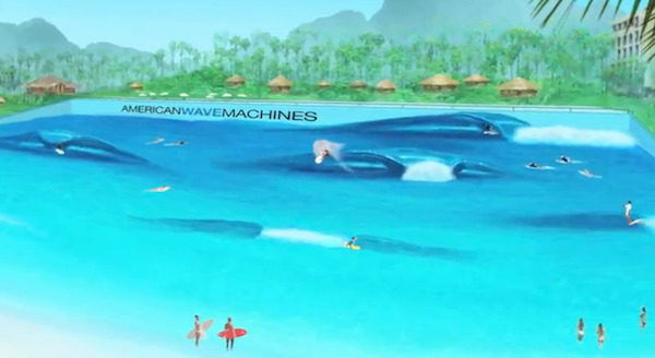 American Wave Machines Wave Pool Technology