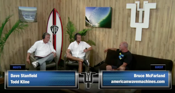 The International Surfboard Show AWM Interview 2012