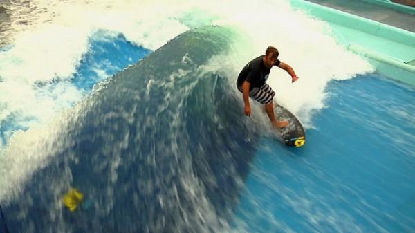La Ola Movistar Lima Peru Wave Pool Destination