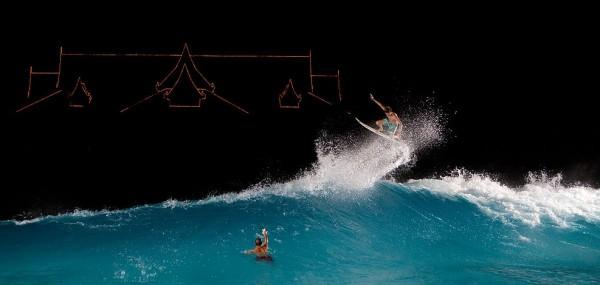 Siam Surf Park Wave Pool Travel Destination