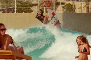 Wadi Adventure Wave Pool Surfing Magazine August 2012