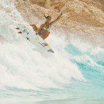 Surf video of Sally Fitzgibbons highlights at Wadi Adventure Wave Pool