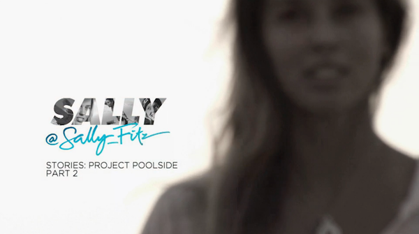 Sally Fitzgibbons Wadi Adventure Wave Pool Project Poolside Cover