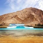 Matt Meola Surfs Wadi Adventure Wave Pool 2013