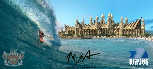 MSA & Waves Manufacturing   Wave Pools & Surf Parks
