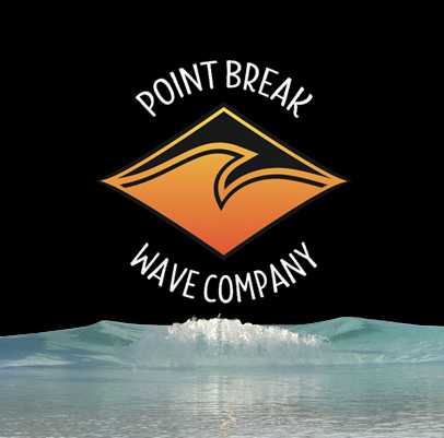 Point Break Wave Company Logo | Surf Park Central