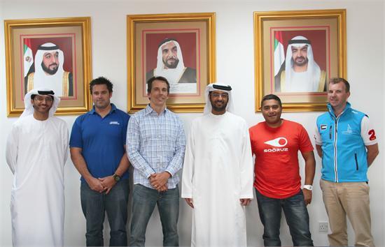 SUP All Star Invitations | Abu Dhabi UAE Sheikhs Blessing
