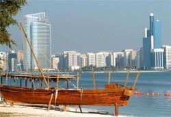 Abu Dhabi SUP Surf Contest | United Arab Emirates