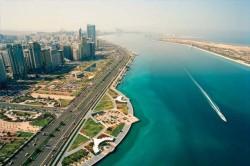 Al Ain SUP Surf Contest | Abu Dhabi United Arab Emirates