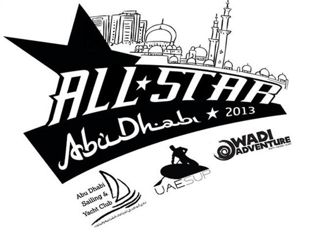 All Star Abu Dhabi 2013 Logo