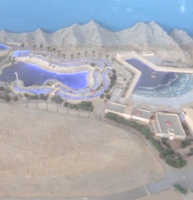 Wadi Adventure Surf Park Model