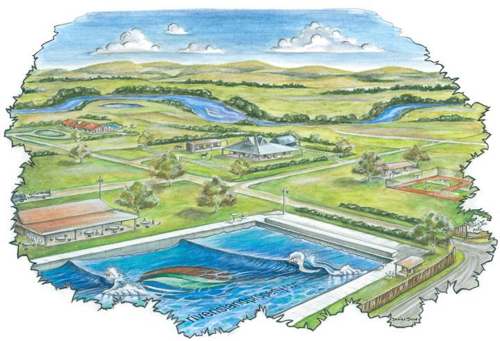 river lea sketch