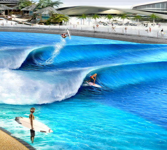 Webber Wave Pools Update