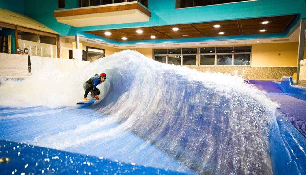 American Wave Machines Surf Pool Amp Surf Park Technology