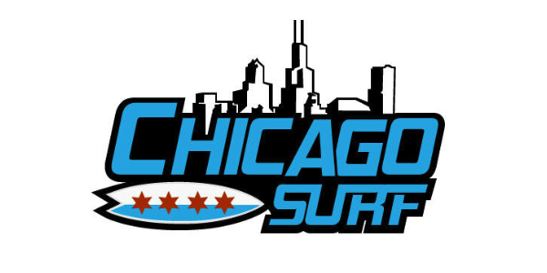 Chicago Surf Logo | American Wave Machines | Surf Park Central