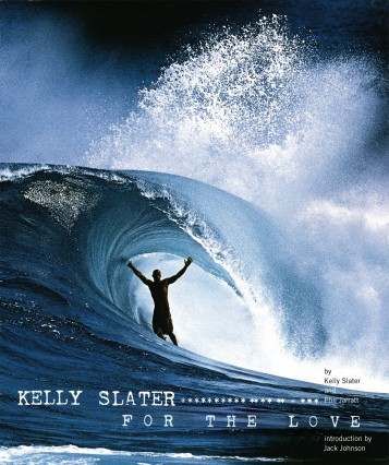 Kelly Slater For the Love | Surf Park Central Book Club