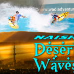 Naish Team Surfs Wadi Adventure Wave Pool Stand Up World Tour
