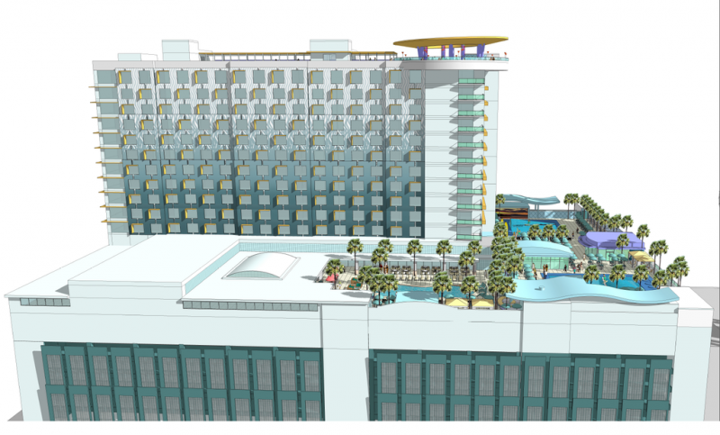 Sky Surf Park under development by Wallack Holdings in Orlando Florida