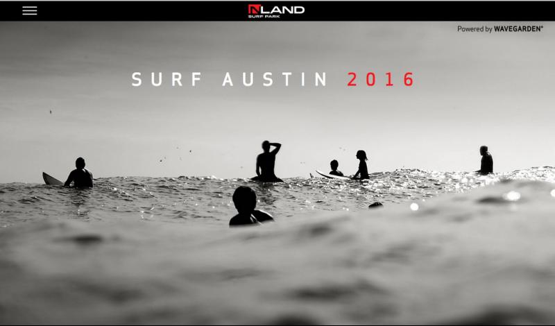 Surf Austin 2016 | NLand Surf Park Austin | Surf Park Central