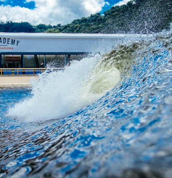 Andy Ainscough Surf Snowdonia Surf Park Insider Series