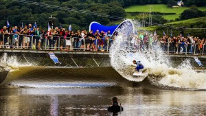 Red Bull Unleashed | World Tour | Surf Park Central