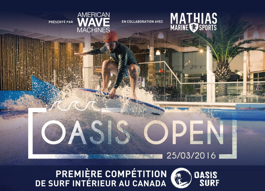 Oasis Surf Oasis Open Indoor Surfing Competition   Surf Park Central