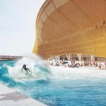 Surf Pool Surrounds Washington Redskins New Stadium | Surf Moat | Surf Park Central