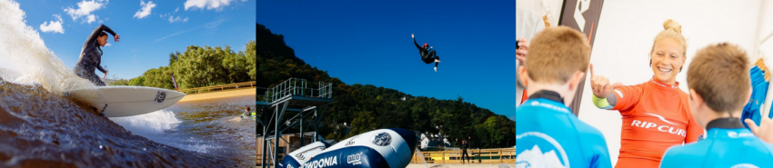 Surf Snowdonia opens for 2016 season with new attractions | Surf Park Central