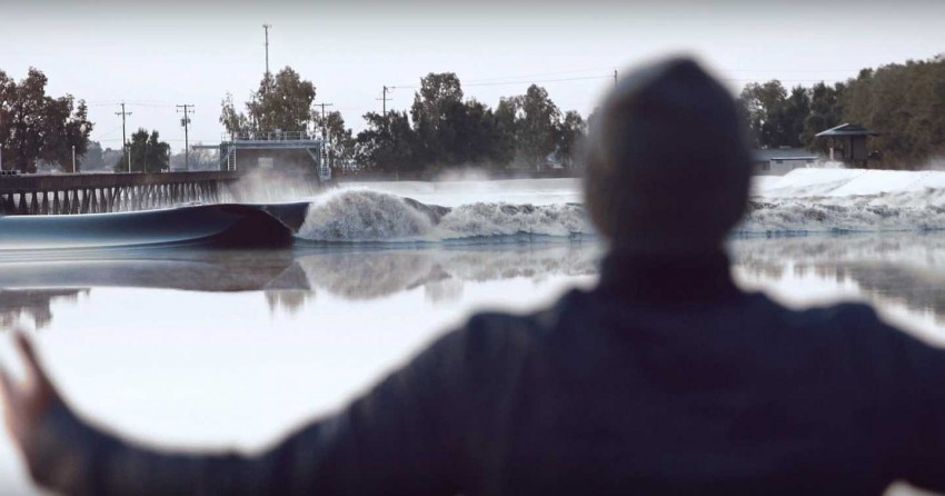 Kelly Slater Invites A List Surfers to Demo Kelly Slater Wave Company Pool | Surf Park Central