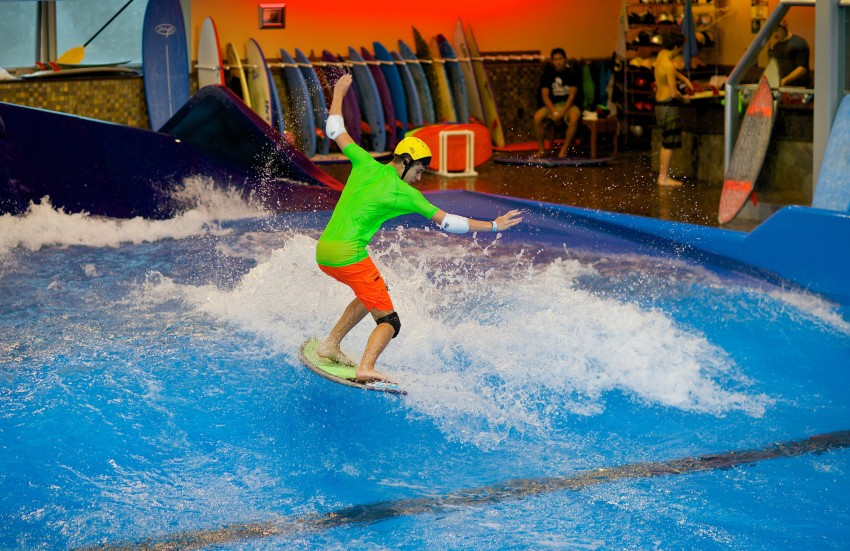 Parker Payne First Place   Indoor Wake Surfing   Surf Park Central
