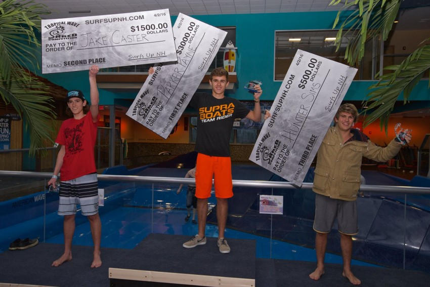 Top 3 First Ever Indoor Wake Surfing Competition   Surf Park Central