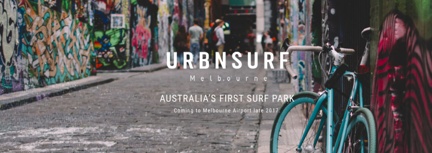 URBNSURF Melbourne Coming to Australia in 2017 | Surf Park Central | Wave Park Group