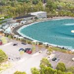 UrbnSurf Sydney Australia   Surf Park Central
