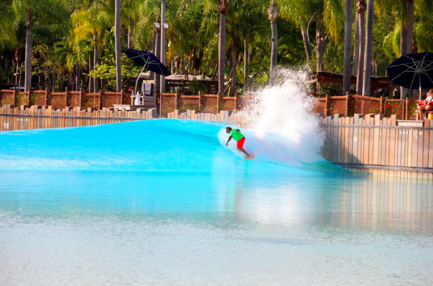 Surf Parks and Man Made Waves | By John Luff | Surf Park Central