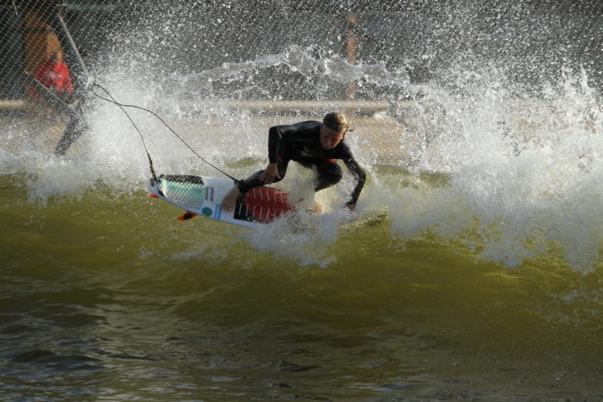 Stan Norman | Surf Solutions Surf Snowdonia June 2016 | Surf Park Central