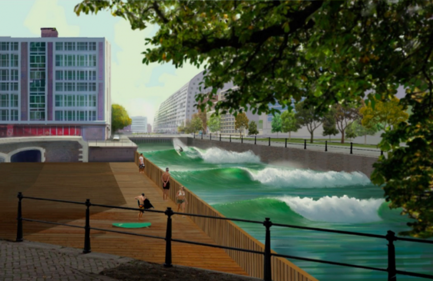 SurfLoch Surf Pool Rif010 | Surf Parks and Man-Made Waves by John Luff | Surf Park Central