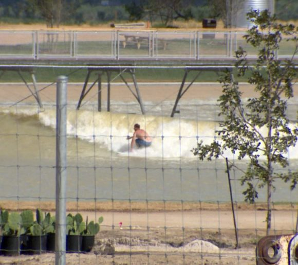 NLand Surf Park First Waves on Video | Surf Park Central