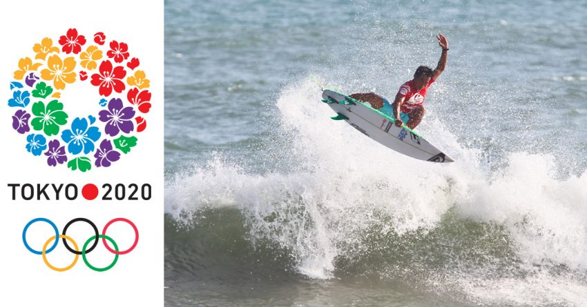 Tokyo 2020 Olympic Surfing Official | Surf Park Central