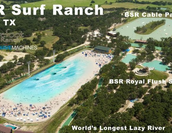 BSR Texas Perfectswell by AWM | Surf Park Central