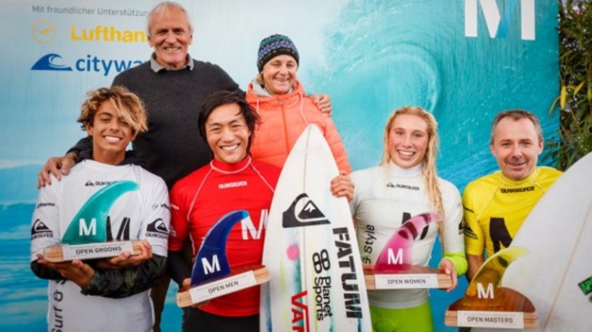 2016 Surf and Style European Championships Winners | Surf Park Central
