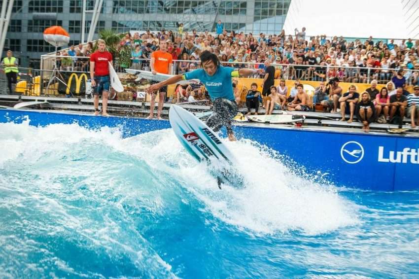 Tao Schirrmacher 2016 Surf and Style Championships | Surf Park Central