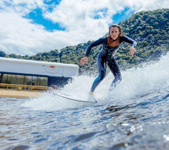 Jo Dennison Surf Snowdonia Surf Academy Coach | Surf Park Central