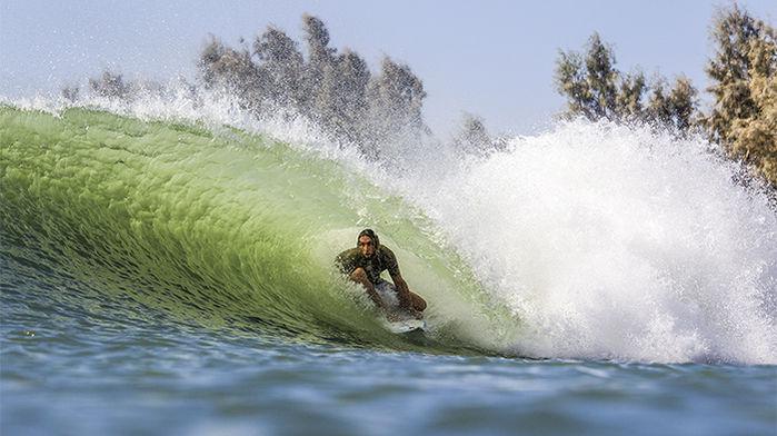 Matt Wilkinson | KS Wave Co Perfect Wave | Surf Park Central