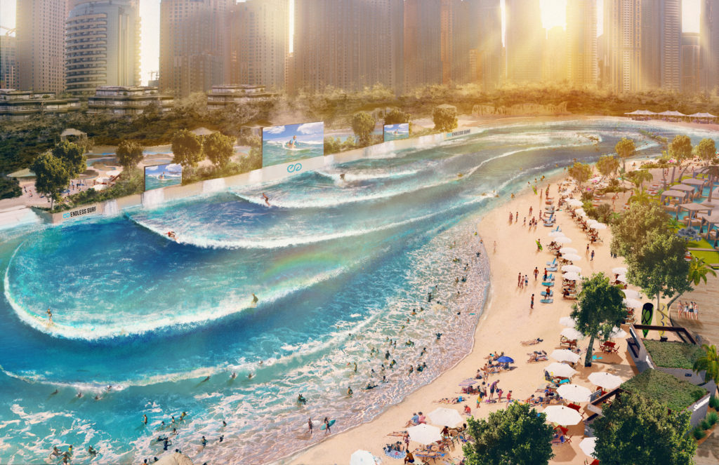 Endless Surf by WhiteWater West | Surf Park Central
